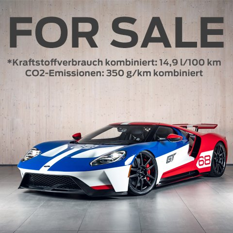 FORD GT 2017 - for Sale