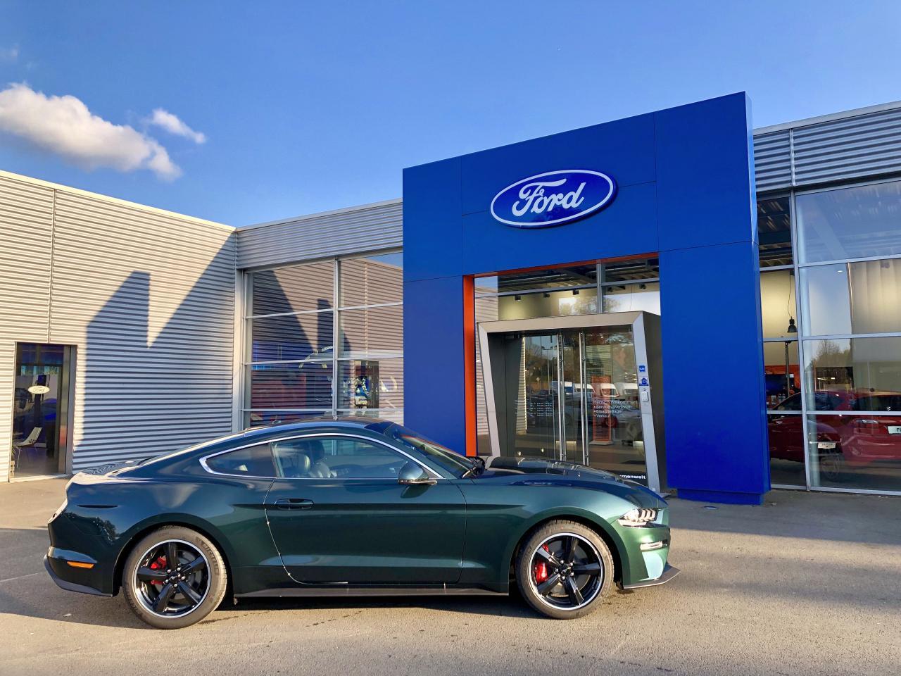 Ford Hagemeier Mustang Bullitt