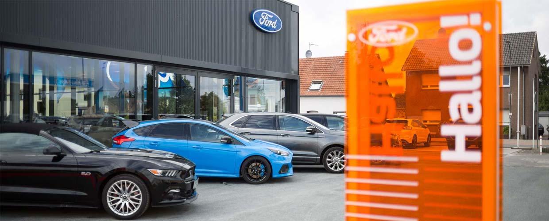 FordStore Hagemeier in Versmold